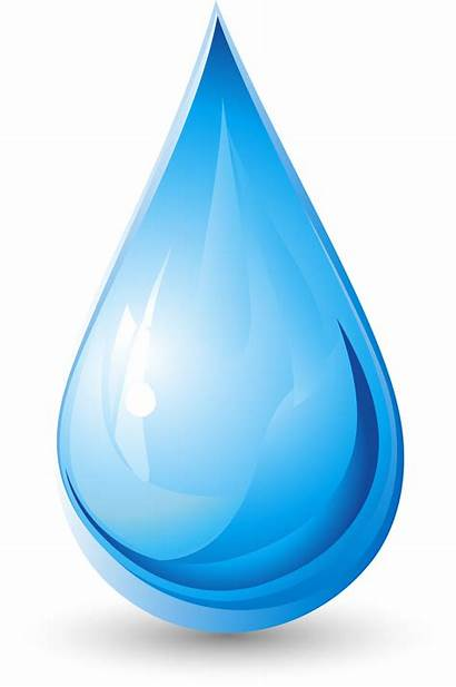Drop Water Vector Clipart Droplets Transparent Freepngimg