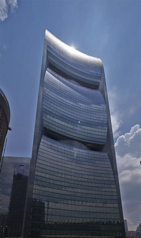 pearl river tower architizer