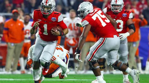 Ohio State football 2020 projected starting lineup, mid ...