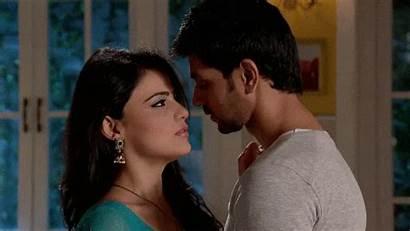 Romance Ishani Ranveer Indian Scene Couples Animated