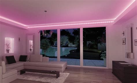 Led Light On Room by Id To Do This With Our Led Strips Home Stuffs In