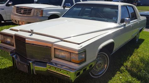1991 Cadillac Brougham Parts by Parting Out 1990 1991 1992 Cadillac Fleetwood Brougham