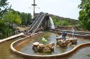Six Flags Fiesta Texas Water Park