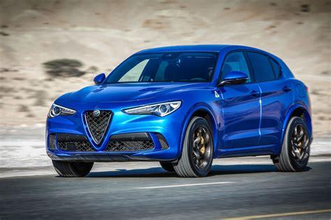 Alfa Romeo Stelvio Quadrifoglio Review  Alfa Wades Into