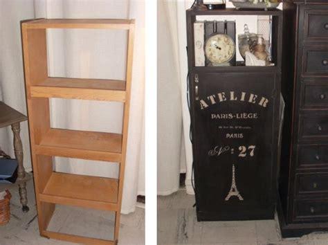 repeindre une cuisine en bois massif relooker ses meubles 4 exemples faciles