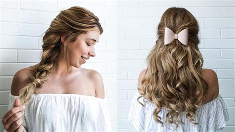 Hairstyle For Long Hair School Top Hairstyle Trends The