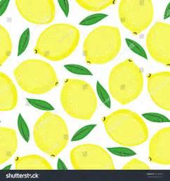 Cute Summer Lemon Wallpaper
