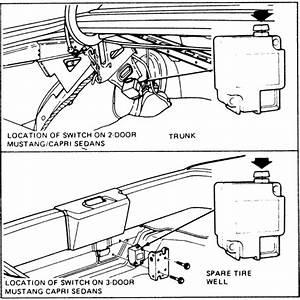Ford Ranger Inertia Switch Location