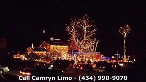 richmond tacky light tour limo tacky christmas lights tour richmond va camryn limousine
