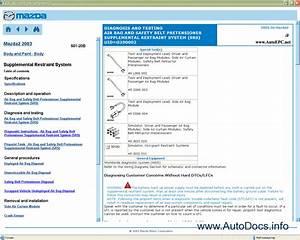 Mazda 2 Repair Manual