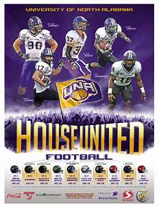 2012 UNA Football Media Guide by University of North ...