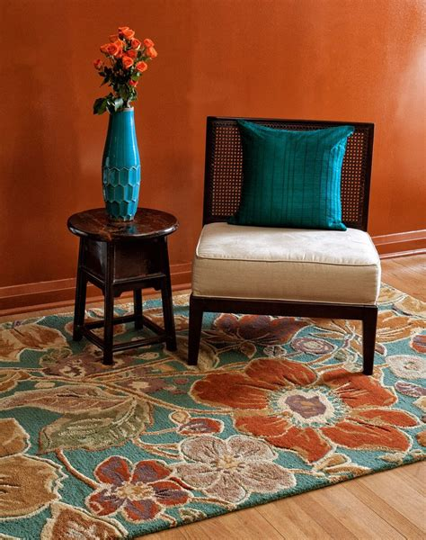 Living Room Decor With Orange Walls by 30 Turquoise Room Ideas For Your Home Bolondon Colours
