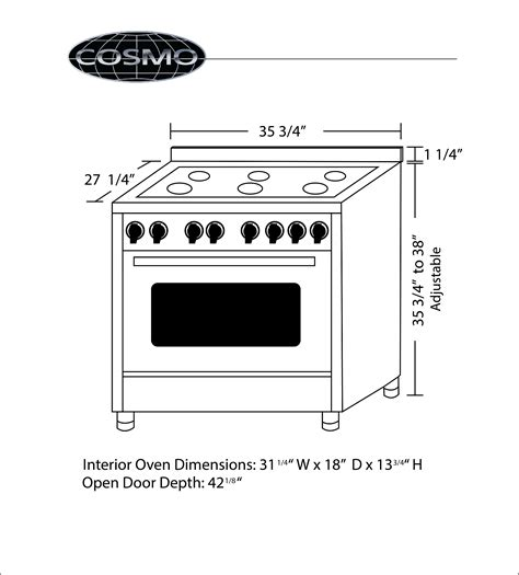 kitchen island with oven 36 in 4 5 cu ft stainless steel dual fuel range