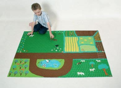 play mats farms  plays  pinterest