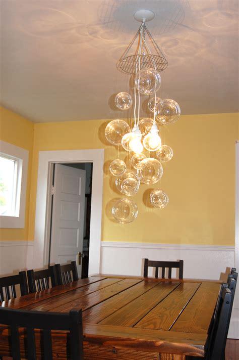 diy glass chandelier diy glass chandelier diy project aholic