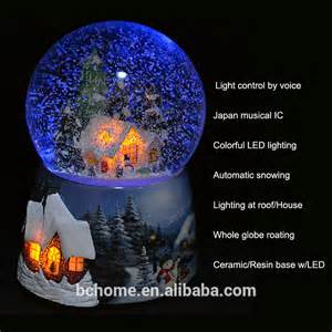 led christmas snow globe with high quality view led snow globe bchome product details from bc