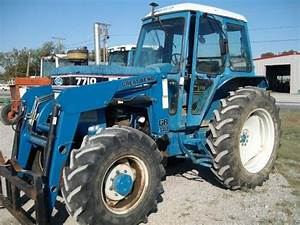 Ford New Holland 7710 8210 Tractor Workshop Service Manual