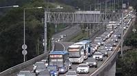 國慶連假首日國道車潮湧現 6壅塞路段曝光|東森新聞
