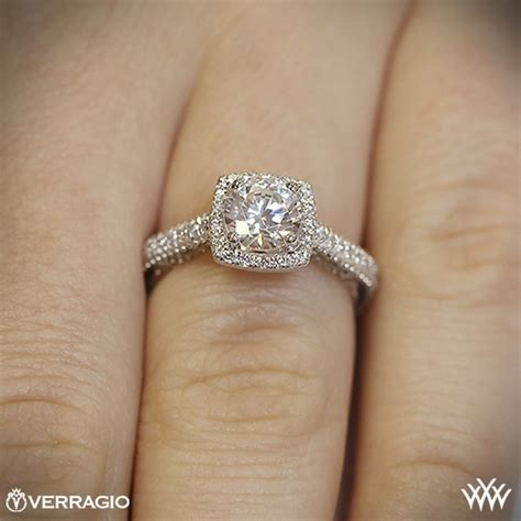 Beaded Halo Diamond Engagement Ring By Verragio  1796. Ostentatious Engagement Rings. Smoky Quartz Wedding Rings. Conflict Free Engagement Rings. Gold Russian Wedding Rings. Coast Diamond Engagement Rings. Costume Jewellery Engagement Rings. Wood Inlay Engagement Rings. Lucite Rings