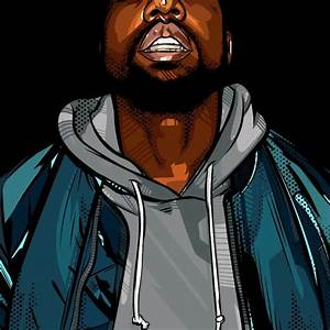 Kanye west, Posts and Art on Pinterest