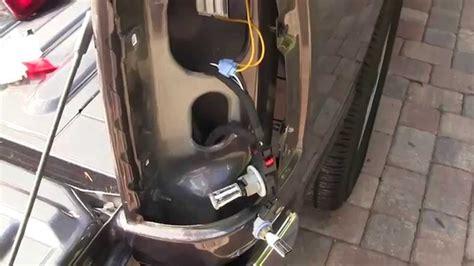 Dodge Ram Turn Signal Brake Light Reverse