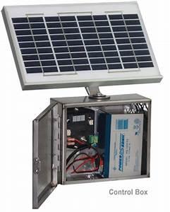 Solar Electronic Timer