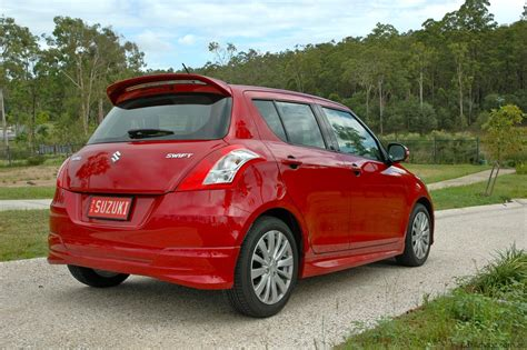 Suzuki Swift Glx Review Caradvice