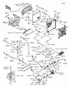 2017 Kawasaki Teryx 4 Wiring Diagram
