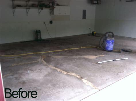 Garage Floor 3 17 14   Superior Resurfacing