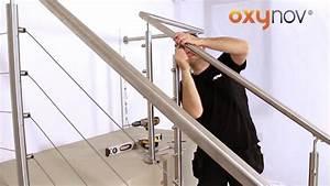 Garde Corps Inox En Kit : oxynov 11 pose c bles inox avec tendeurs sur garde corps ~ Dailycaller-alerts.com Idées de Décoration