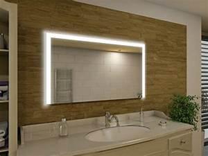Wand Mit Indirekter Beleuchtung : badspiegel mit beleuchtung seattle m91l3 design spiegel ~ Sanjose-hotels-ca.com Haus und Dekorationen