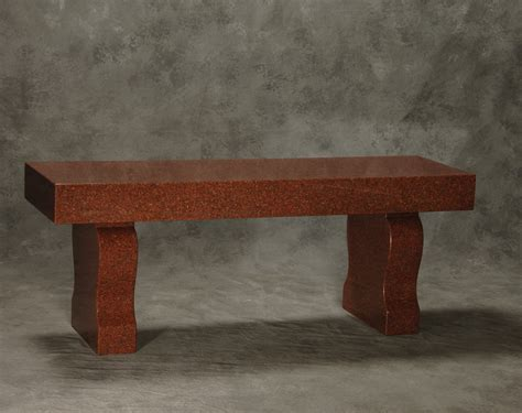 Traditional Benches by Roquemore Marble And Granite Traditional Bench