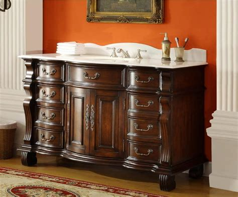 52 Inch Single Sink Bathroom Vanity by 17 Best Images About Antique Bathroom Vanities On
