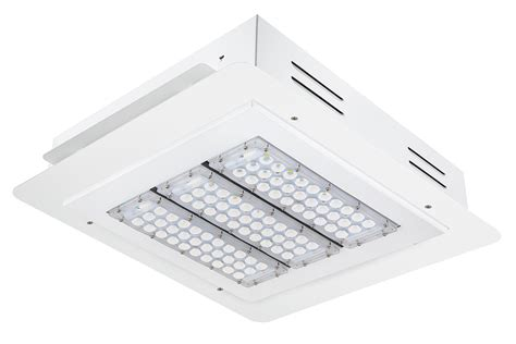 canape led flush mount frame for 150w led canopy lights md series