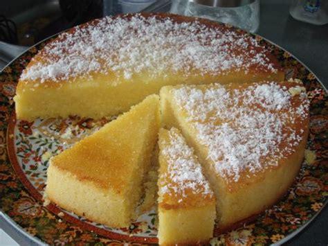 cake  la semoule de couscous cuisinez facile avec moi