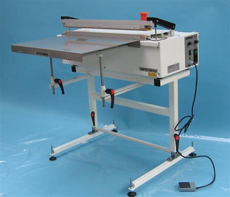 industrial heat sealing machines  food processing