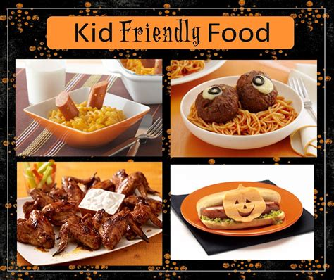 Looking For A Halloween Menu? Choose From 39 Different