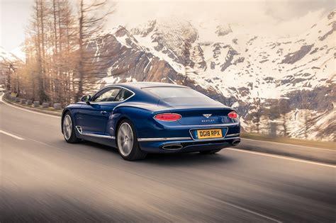 Bentley 2019 : 2019 Bentley Continental Gt First Drive