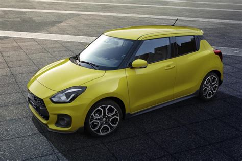 2018 Suzuki Swift Sport Now On Sale In Australia From
