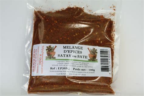 cours de cuisine troyes mélange d 39 épices satay ou saté pas cher pour la cuisine d