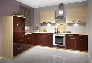 High Gloss Kitchen Cabinet Design Ideas 2015 - Kitchen