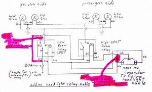 Porsche 911 Fog Light Wiring Diagram