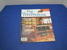 fine woodworking magazines  sale ebay