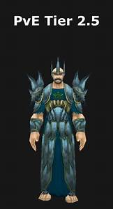Transmogrification Mage Pve Tier 2 5 Set  Wod 6 2