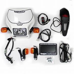 Dual Sport Kit  Yamaha Efi Yz450f   U0026 39 10