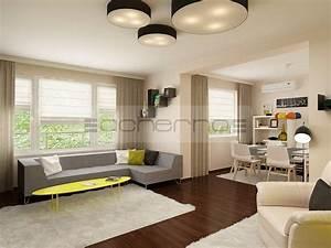 Acherno Modernes Wohnung Design In Frischen Farben