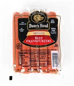 boar s beef frankfurters review