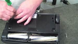 How To Fix A Wertheim 5035 Vacuum Powerhead When The Brush