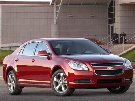 chevrolet malibu pricing ratings reviews