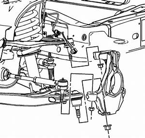 2000 Gmc Sierra Front Suspension Diagram
